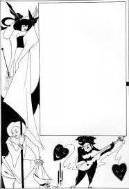 Aubrey Beardsley - Design for front cover and title-page of ... Aubrey Beardsley - Design for front cover and title-page of Keynotes