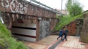 Resultado de imagen de puentes subterraneos de luchana