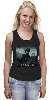 """Женские пижамы c неординарными принтами """"<b>stalker</b>"""" - купить в ..."""