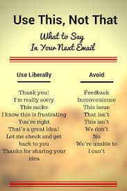 how to send better email out second guessing a single word what to say in an email