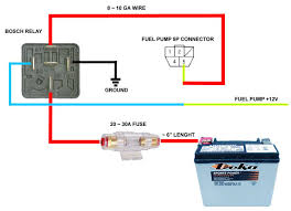 gmc sierra fuel pump wiring diagram wirdig fuel pump relay wiring diagram car tuning