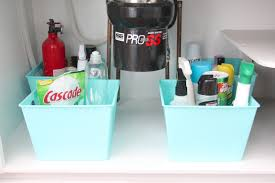 kitchen sink organizers