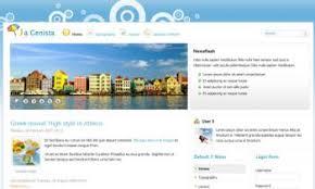 JA Genista - Business Artistic | Joomla Templates and Extensions ...