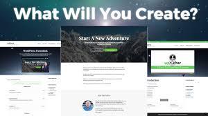 create an online course website wordpress %