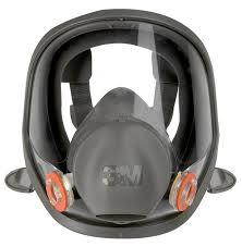 <b>Полнолицевая маска 3M 6800</b> - средний размер (M)