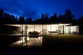 Modern House Plans Glass   vusem    Ultra Modern Minimal House Modern Design By Moderndesign Modern House Plans