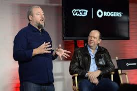 Bad language <b>and leather</b>: Rogers-Vice partnership targets millennials