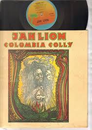 <b>JAH LION</b> - <b>COLOMBIA</b> COLLY - LP vinyl: Amazon.co.uk: Music