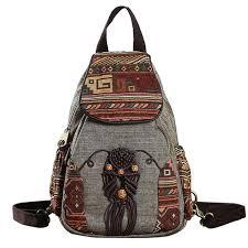 <b>2019 Women Backpack Female Vintage</b> Handmade <b>Backpacks</b> For ...
