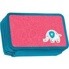 <b>Пенал deVente</b> Elephant 11 х 19 см 3 отделения ламинат ...