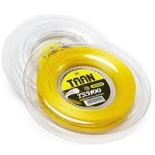 <b>1 Reel TAAN</b> TS5100 1.25mm <b>200M</b> Tennis Racket Polyester String ...