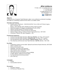 resume flight attendant resume flight attendant 4256