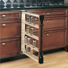 Kitchen Cabinet Slide Out Rev A Shelf 30 In H X 9 In W X 23 In D Pull Out Between Cabinet
