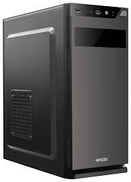 Компьютерный <b>корпус Ginzzu A190 Black</b> — купить по выгодной ...
