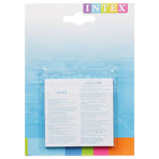 <b>Ремкомплект</b> для бассейнов <b>Intex 59631</b> (заплатка, клей) в ...