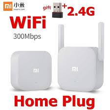 <b>Original Xiaomi 300M WiFi</b> HomePlug Mi Smart Home App Control ...