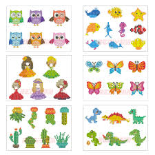 <b>NEW 5D Diamond Embroidery</b> Cartoon Series DIY Diamond ...