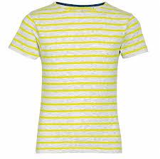 <b>Футболка MILES KIDS</b> серый с желтым с логотипом купить в ...