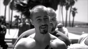american history x basketball play scene american history x basketball play scene