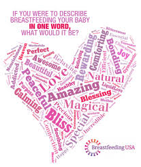 code of ethics breastfeeding usa if you were to describe breastfeeding your baby in one word what would it be