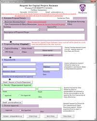 fm enhances estimate process western university estimate form