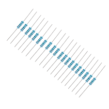 <b>60pcs 2W 22KR</b> me<x>tal Film Resistor Resistance 1% 22K ohm ...