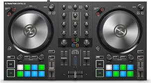 <b>DJ</b>-<b>контроллер Native Instruments</b> Traktor Kontrol S2 MK3 ...