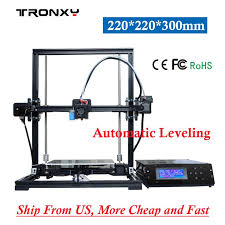 <b>Tronxy 3d</b> printer X3A <b>Auto Level</b> kit High Precision 220*220 ...