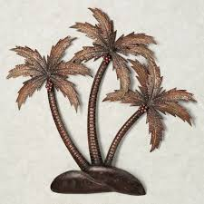 tree scene metal wall art: wall art designs metal palm tree wall art luxury on large wall
