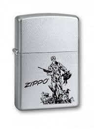 Купить <b>Зажигалка ZIPPO 205 Duck Hunting</b> Охотник на Уток ...