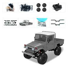 New Arrivals MN Model MN45 KIT 1/12 2.4G 4WD Rc Car without ...