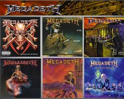 Megadeth Discografia