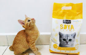 Review: <b>Kit Cat Soya</b> Clump Cat Litter – PerroMart Malaysia