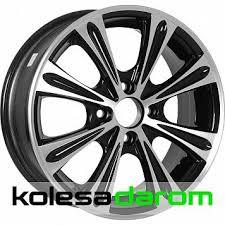 Купить <b>колесный диск Tech Line</b> 526 5.5xR15 4x100 ET45 DIA60.1 ...
