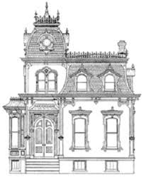 San Francisco Victorian Homes   Christian KlugmannHistory  nd Empire Victorian House Plans gif