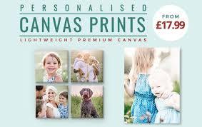 Personalised <b>Canvas</b> Prints | Picture & Photo <b>Canvas</b>