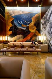 it s inn the old at viceroy hotel ny daily news a thomas hart benton mural above is featured in the viceroy lobby