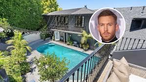 <b>Calvin Harris</b> Lists Hollywood Hills Mansion - Variety