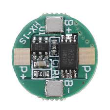 <b>3pcs 1S 3.7V</b> 18650 Lithium Battery Protection Board 2.5A Li-ion ...