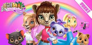 Animal Hair Salon Australia - Dress Up & Styling - Apps on Google ...