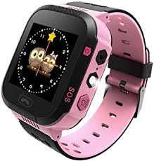 SZBXD Kids <b>GPS Smartwatch</b>, 1.44 inch Touch <b>Anti</b>-<b>Lost</b>