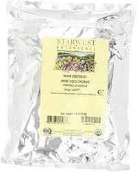 Starwest Botanicals Organic Anise Seed, 1-pound ... - Amazon.com