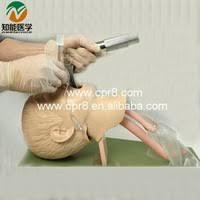 hr j5s electric tracheal intubation training manikin