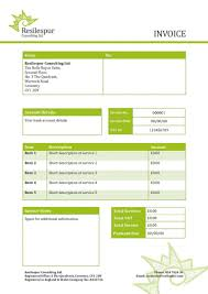 invoice for consulting services consulting invoice invoic consulting invoice template mac