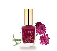 Nail Lacquer in Chrysanthemum – Flora 1761