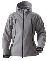 <b>Куртка женская ELIZABETH</b>, <b>серый</b> меланж (артикул 6556.11 ...