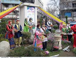 Iranian Culturebase : Culture(Norooz/Nowrooz,Noruz,Nevruz,Nawruz)