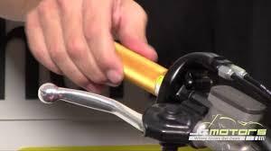 Pro Taper <b>Twister</b> Throttle Tube Installation - YouTube
