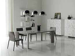 Dining Room  Dining Table Minimalist Style Simple Modern Dining - Dining room cabinets for storage