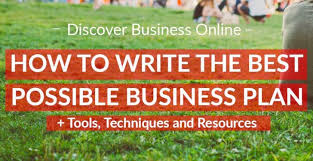 How to Write a Business Plan Discover Business Degrees